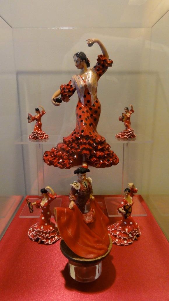 Composition Trouvée (Spanish dancers) by Bijl Guillaume