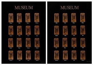 Museum - Museum  by Broodthaers Marcel