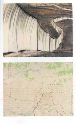Running Fence, (Project for Sonoma and Marin County, State of California) by Christo