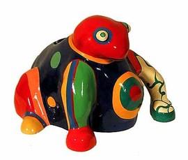 La grenouille by De Saint Phalle Niki