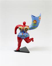 L'Ange Vase by De Saint Phalle Niki