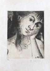 Mélancholie (Japon) by Delvaux Paul