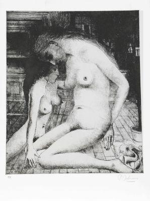 Orphée (Arche) by Delvaux Paul