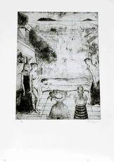Rumeurs by Delvaux Paul