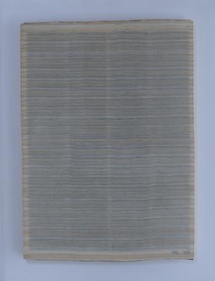 Horizontaal versneden krant , 1976 B.1.10.76 by Denmark