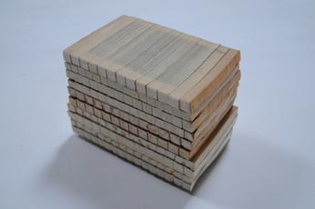 Horizontaal versneden boeken, 2005 A.C.12.6.05 by Denmark