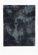 Graces tenebreuses by Dubuffet Jean