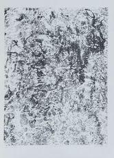 Paysage au sol  by Dubuffet Jean