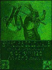 De schuld van de vruchtbaarheid Tribute to Hieronymus Bosch in Congo 2011 - 2013 by Fabre Jan