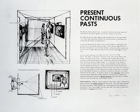 Present - Continuous - Past by Graham Dan