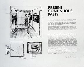 Present - Continuous - Past by Graham Dan