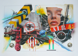Lost Landscape n° 52 by Klasen Peter