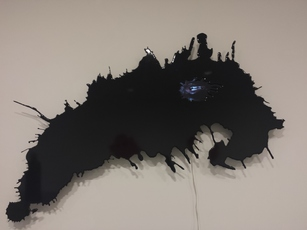 Soot by Oursler Tony