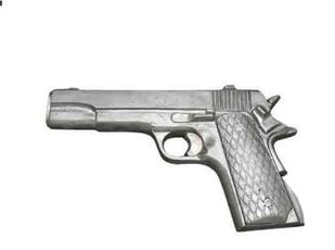 Gun by Perrin Philippe