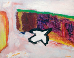 Opvliegende duif  by Raveel Roger