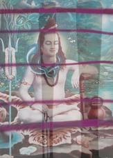 Eddie Stern (Shiva) by Schnabel Julian