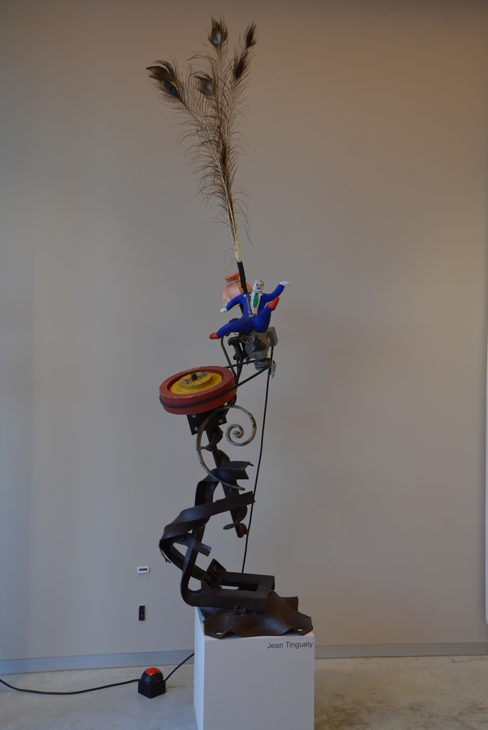 Untitled by Tinguely Jean