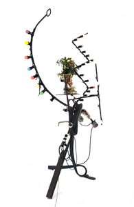 Lampe by Tinguely Jean