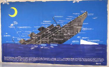 Titanic by Vautier Ben