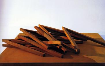 Effondrement: 11 Angles by Venet Bernar