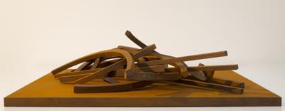Effondrement: Angles, Arcs and Lines by Venet Bernar