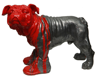 Cloned Red Bulldog by Sweetlove William