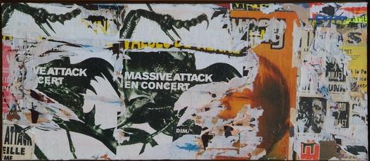 """Marseille """"Le Dôme"""" - Massive Attack 15 novembre 1997 by Villegle Jacques"""