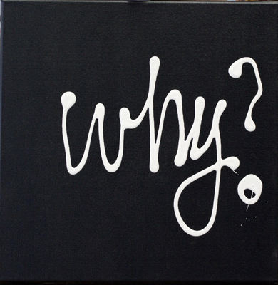 Why by Vautier Ben