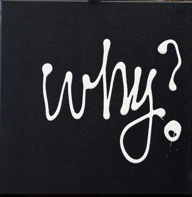 Why by Vautier Ben