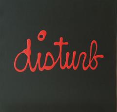 Disturb by Vautier Ben