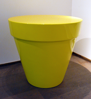 Pot jaune by Raynaud Jean-pierre