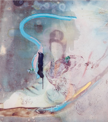 Untitled (Chinese) by Schnabel Julian