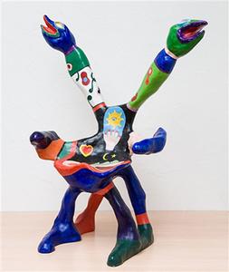Fauteuil serpent by De Saint Phalle Niki