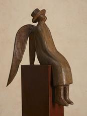 Angelo Custode  by Folon Jean-michel