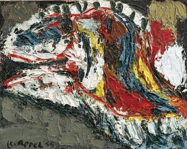 Earth Bird by Appel Karel