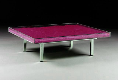 Table MONOPINK ™ by Klein Yves