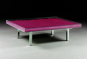Table rose by Klein Yves