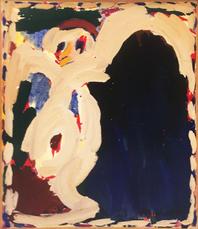 Majuscule by Alechinsky Pierre