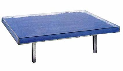 Table IKB bleu by Klein Yves