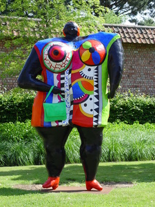 Big Lady by De Saint-phalle Niki
