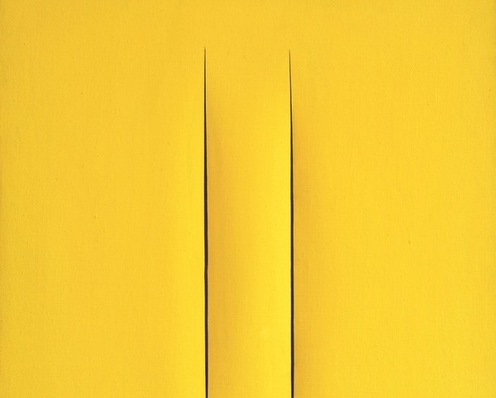 New acquisition - Lucio Fontana