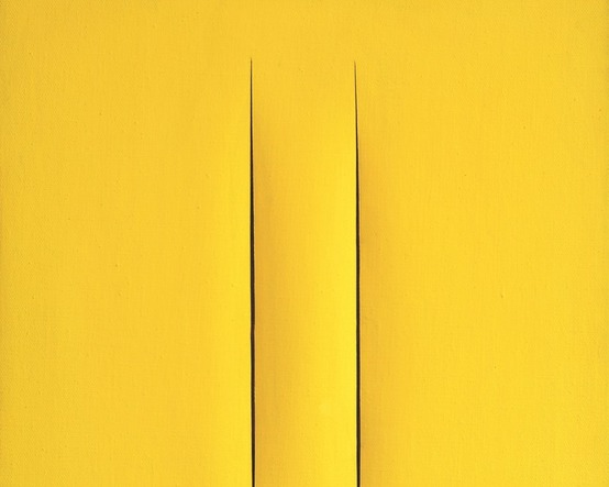 New acquisition - Lucio Fontana