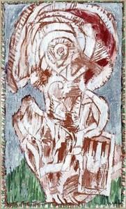 Droit d'ancienneté by Alechinsky Pierre