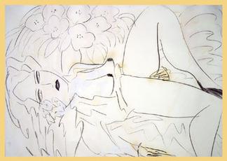 Come and hug me babe by Ting Walasse
