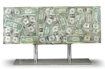 Dollar Signs by Arman