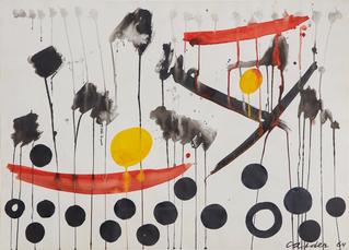 Un Seul O by Calder Alexander