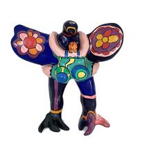 Oiseau Amoureux by De Saint Phalle Niki