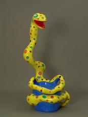 Pouf Serpent by De Saint Phalle Niki