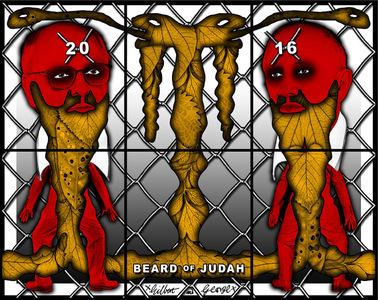 Beard of Judah by Gilbert & George