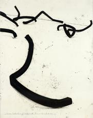 Random Combination of Indeterminate Lines by Venet Bernar